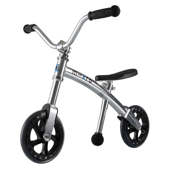 G-Bike Chopper argento