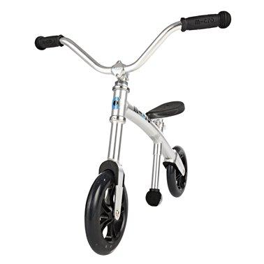 G-Bike Chopper argento