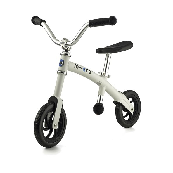 G-Bike Chopper bianca