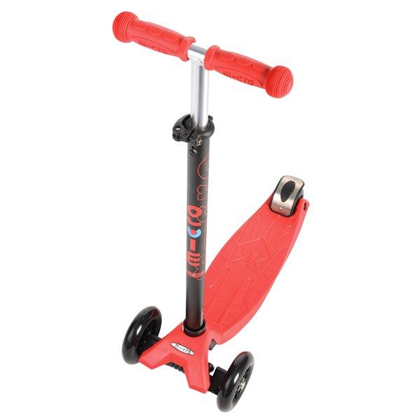 Maxi Micro rosso