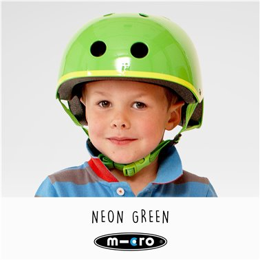 Casco verde M